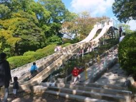 池田市立五月山公園 滑り台