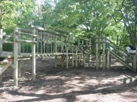 池田市立五月山公園 遊具