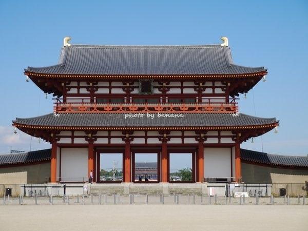 平城京跡・朱雀門