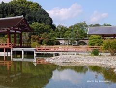 平城京跡 東院庭園