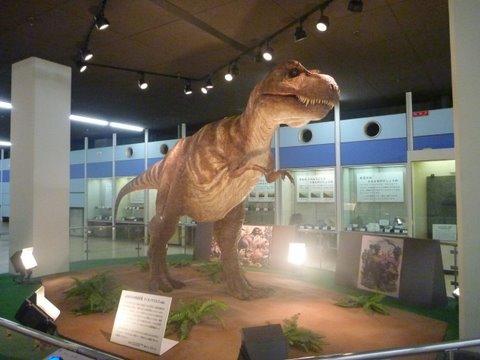 京都市青少年科学センター 恐竜博物館