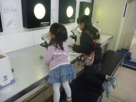京都市青少年科学センター 顕微鏡