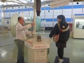 京都市青少年科学センター 磁石実験