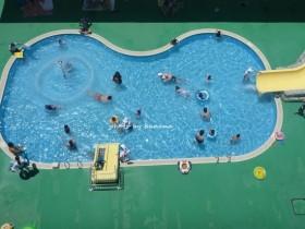 デカパトス 幼児プール