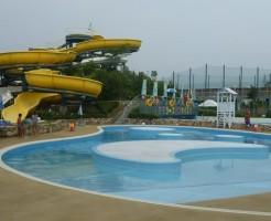 尼崎スポーツの森 アマラーゴ 流水プール