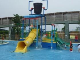 尼崎スポーツの森 アマラーゴ遊具