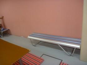 尼崎スポーツの森 アマラーゴ更衣室