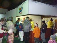 琵琶湖バレイ スキー教室