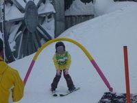 琵琶バレイ スキー教室2