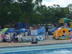 東条湖おもちゃ王国 プール