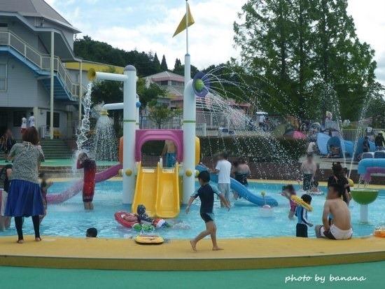 東条湖おもちゃ王国アカプルコ 幼児プール