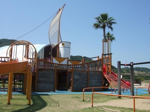 淡路島国営明石海峡公園 遊具