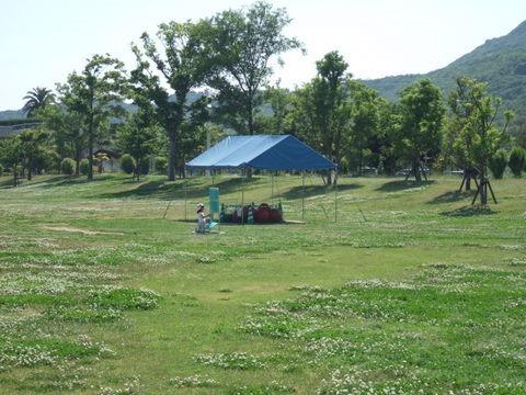 淡路島国営明石海峡公園 芝生広場