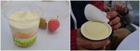 フェルムデ愛菜果 ケーキとアイスが食べれるイチゴ狩り