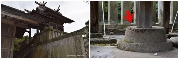 鳥取・因幡の白兎伝説・白兎神社 本殿
