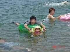 浜地海水浴場 芦原温泉