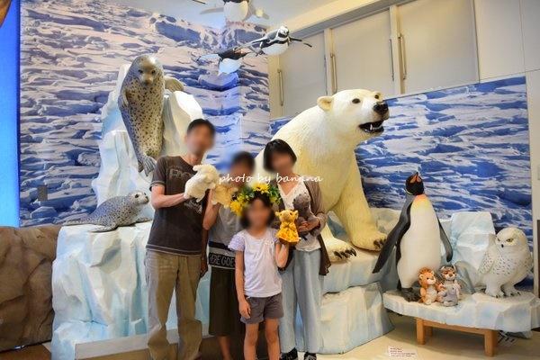 旭山動物園 北海道家族旅行記ブログ 子連れ