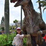 子供とUSJ 恐竜に会えるスポット