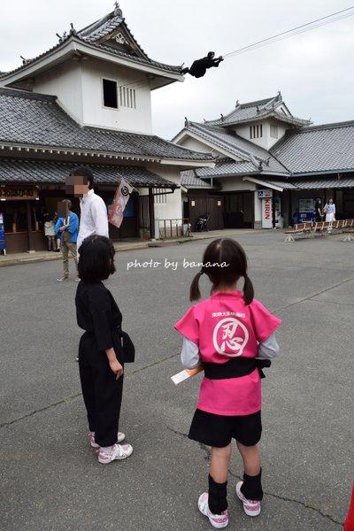 京都忍者になれる 東映太秦映画村