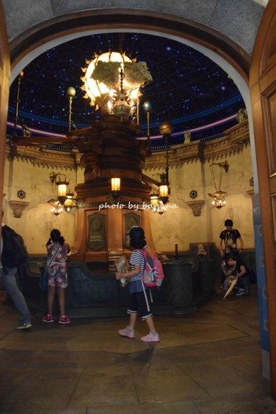 母子2人ディズニー旅行 レオナルドチャレンジ