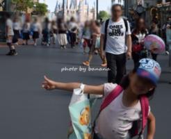 母子2人旅行 東京ディズニーランド