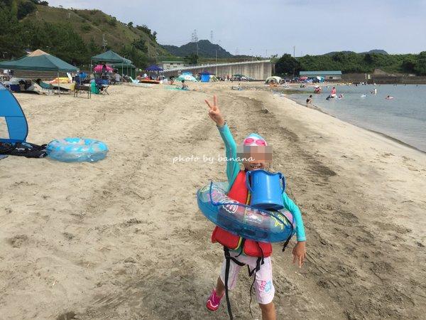 子ども家族おすすめ 福井県空いてる海水浴場