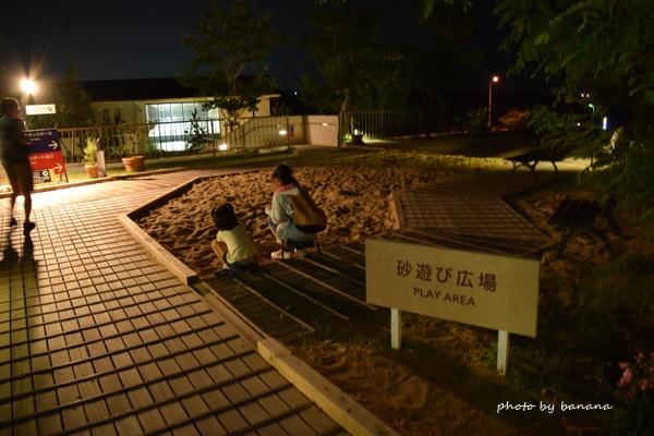 鳥取砂丘 砂の美術館 砂遊び広場
