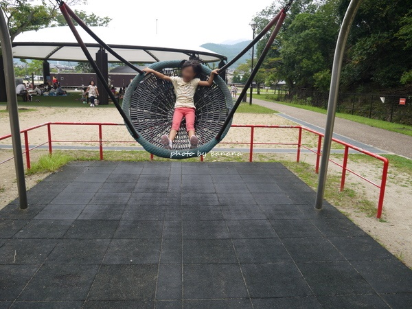 京都市宝ヶ池公園子どもの楽園 遊具