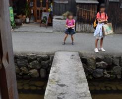 倉吉白壁土蔵群観光レトロタウン散歩口コミ