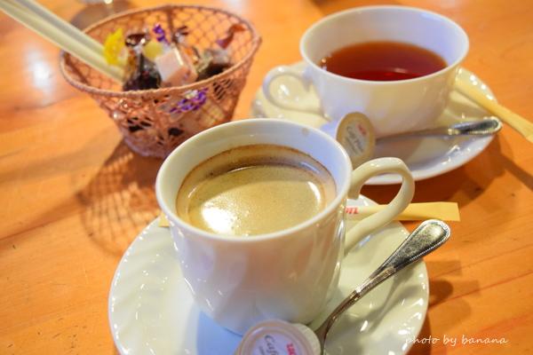 蒜山高原 塩釜の冷泉 冷泉コーヒー